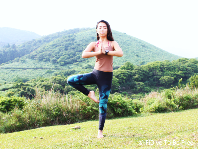 freediving yoga