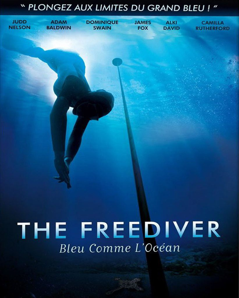 freediving film The Freediver