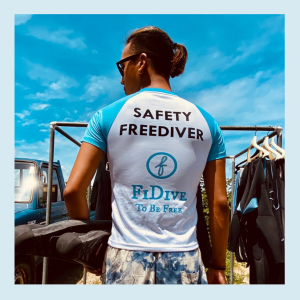 FiDive Safety Freediver T-Shirt