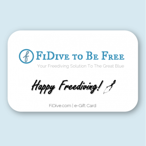 FiDive.com eGift Card