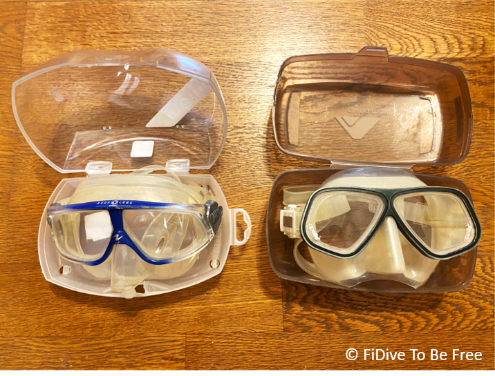 FiDive Diving Mask