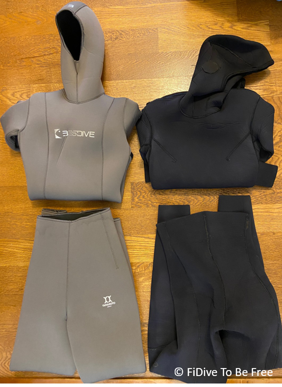 FiDive Freediving Wetsuit