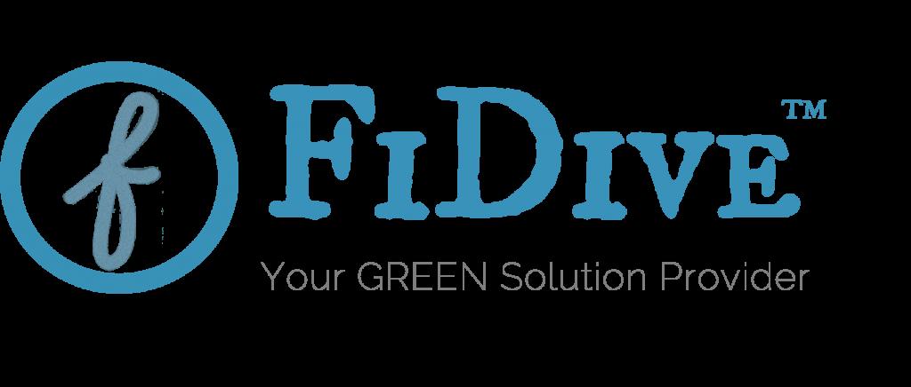 FiDive Official Web Logo