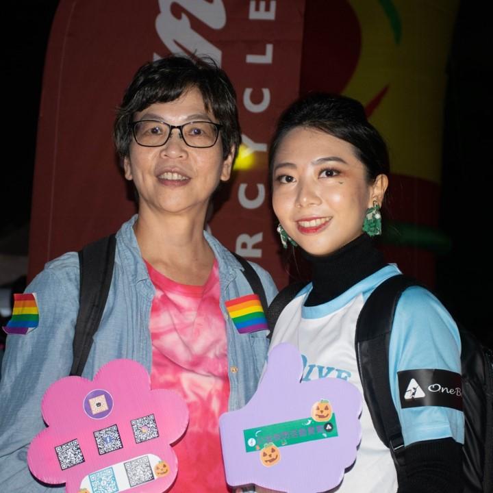 Taiwan Legislator as a Srprise Guest 2