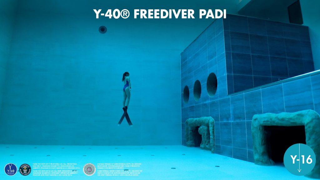Y40 the Deep Joy Freediving FiDive