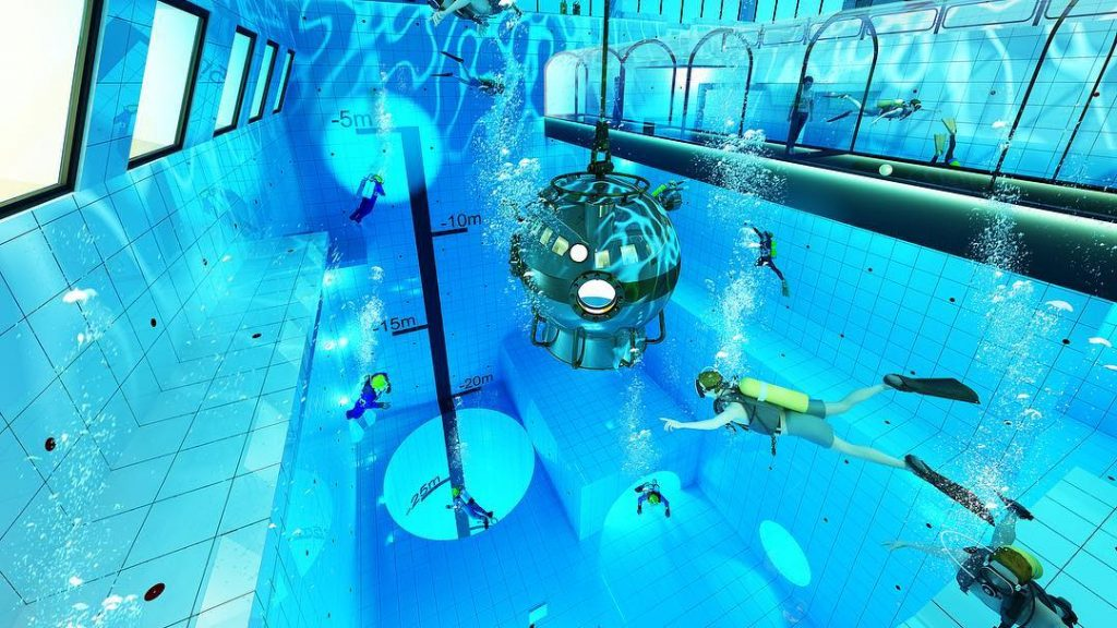Deepspot FiDive Freediving